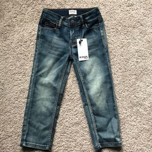 Toddler boys 4T Hudson jeans